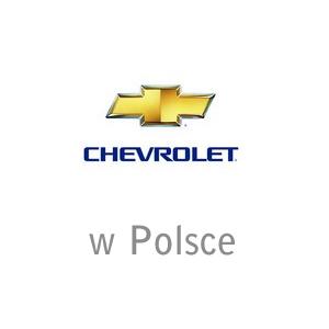 Chevrolet w Polsce