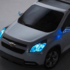 Chevrolet na świecie