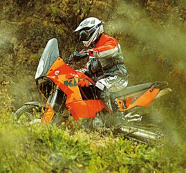 KTM LC8 950 Adventure