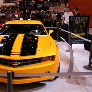 Samochody Chevrolet w filmach