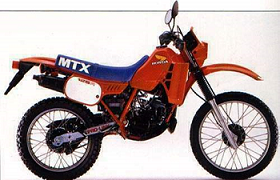 Honda MTX 200
