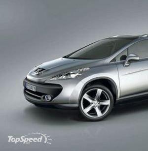 Peugeot Seria 300x