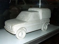 Prototypy FIATa 126p